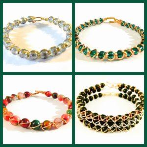 1:30pm Elegant & Easy Bracelet @ Sugarbeads | Ridgefield | Connecticut | United States