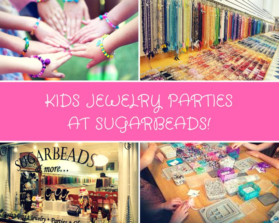 Kids Parties | Sugarbeads